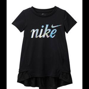 Any 3 items for $8.00 Nike Dri-Fit Peplum Tunic